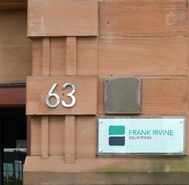 Frank Irvine Office